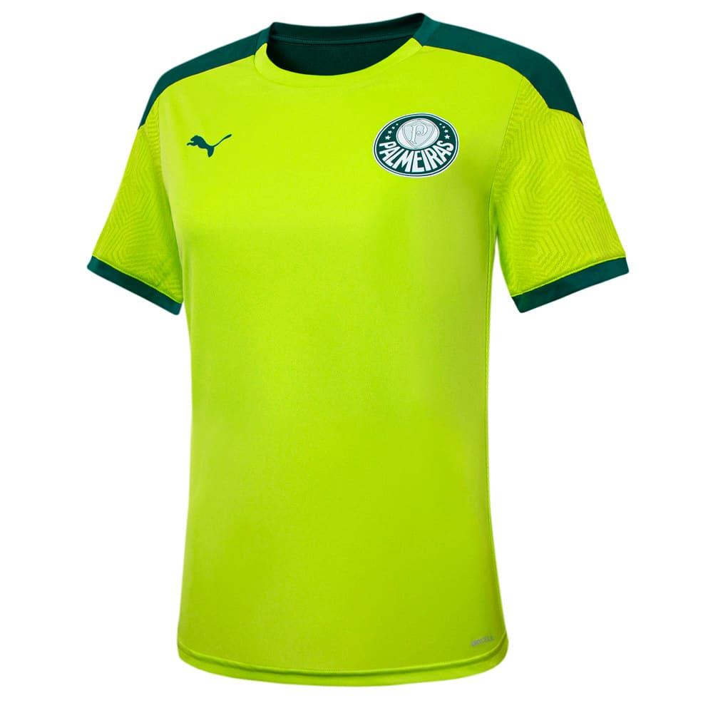 Image PUMA Camisa de Treino Palmeiras 2021 Feminina #1