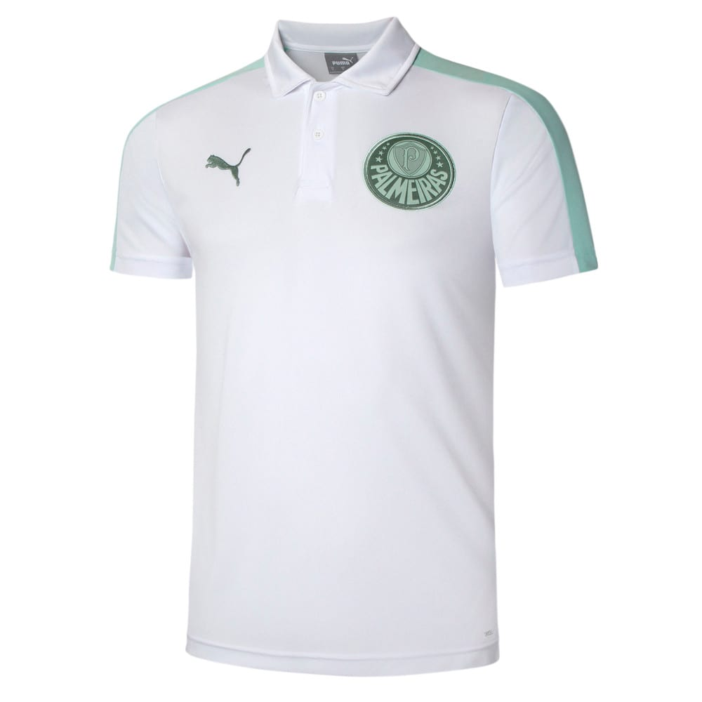 Image PUMA Camisa Palmeiras Polo T7 Masculina #1