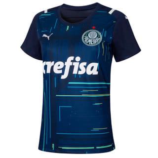 Image PUMA Camisa Palmeiras Goleiro I 2021 Feminina