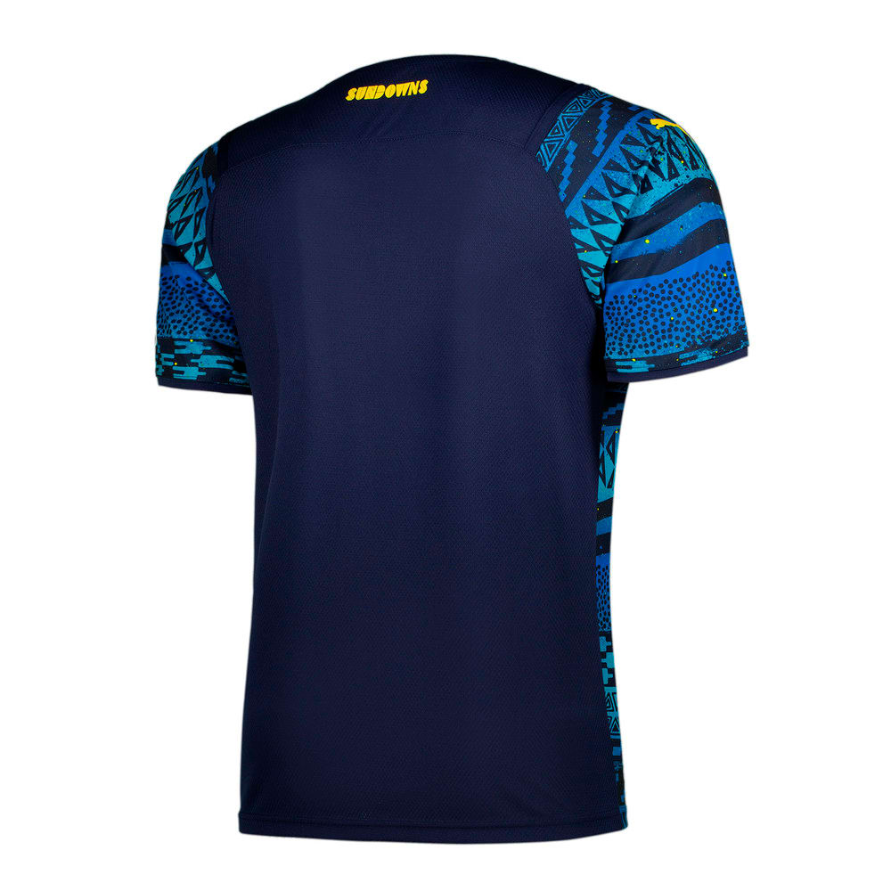 Image Puma Mamelodi Sundowns Away Shirt Replica SS #2
