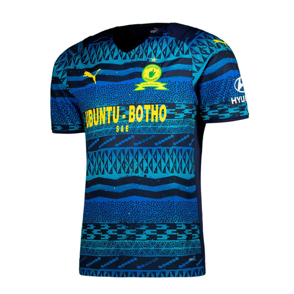 Image Puma Mamelodi Sundowns Away Shirt Replica SS #1