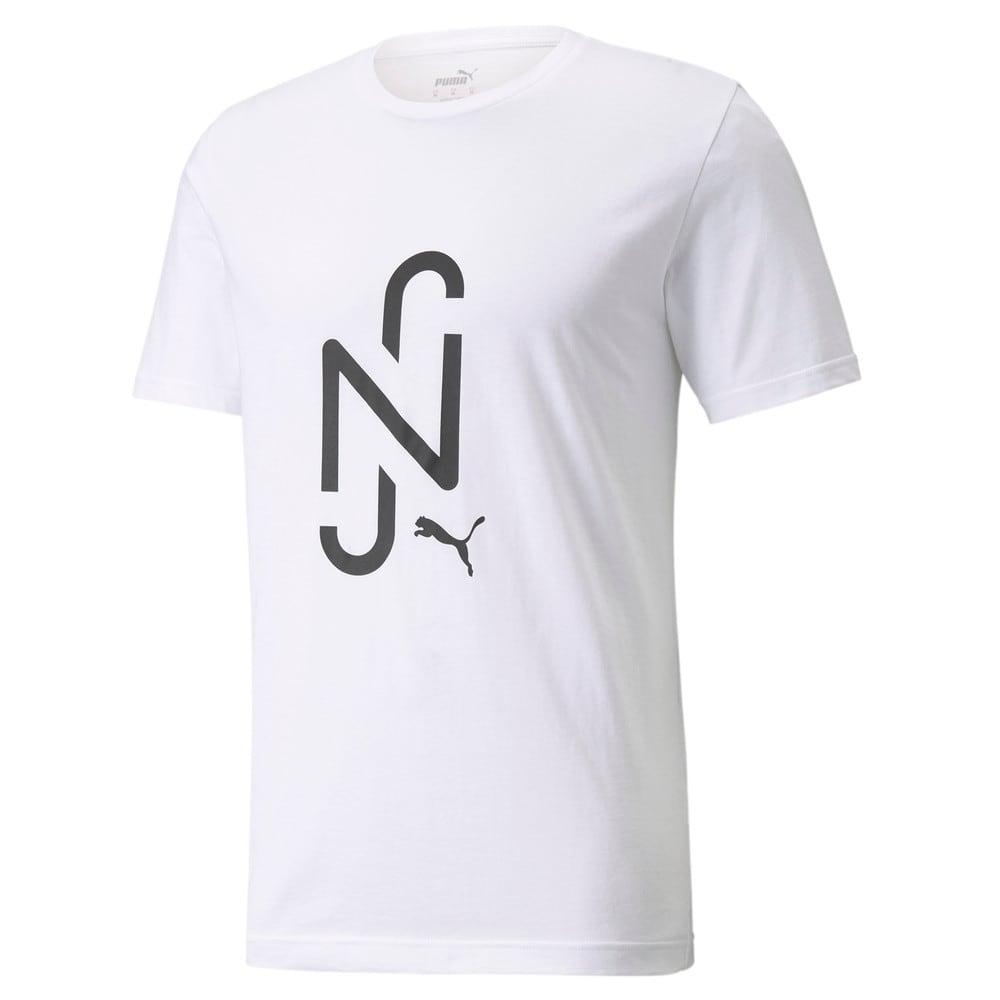 Изображение Puma Детская футболка Neymar JR Logo Kids Tee #1