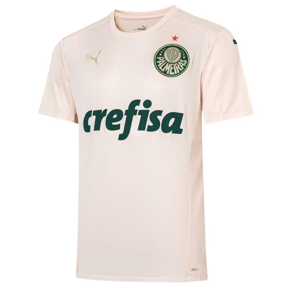 Image PUMA Camisa Palmeiras III 2021 Masculina #1
