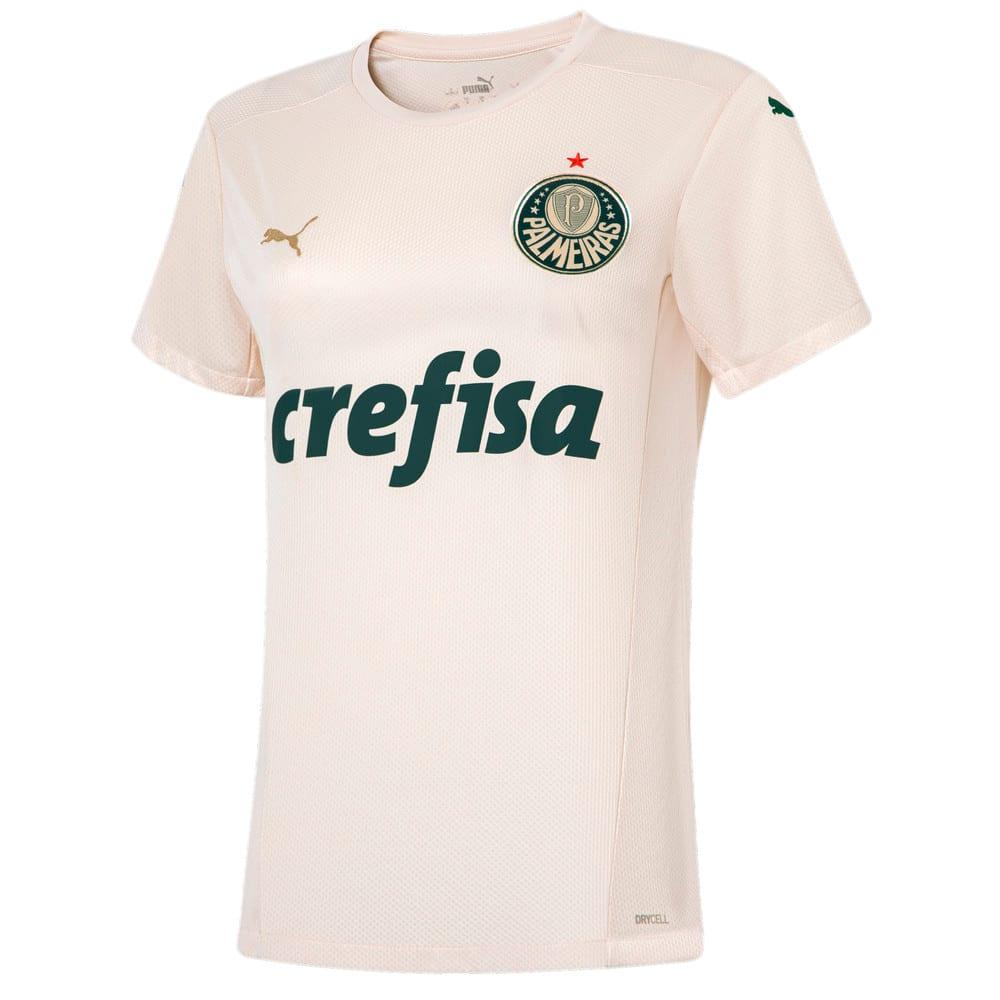 Image PUMA Camisa Palmeiras III 2021 Feminina #1