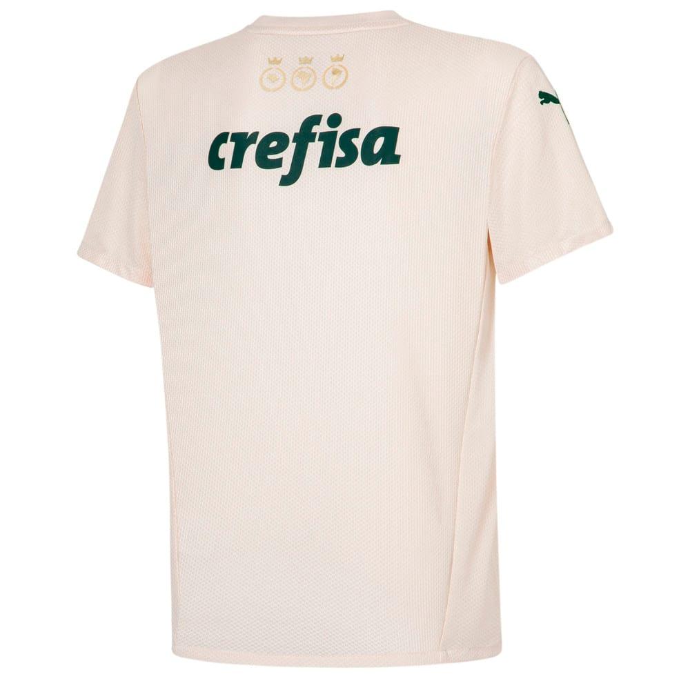 Image PUMA Camisa Palmeiras III 2021 Juvenil #2