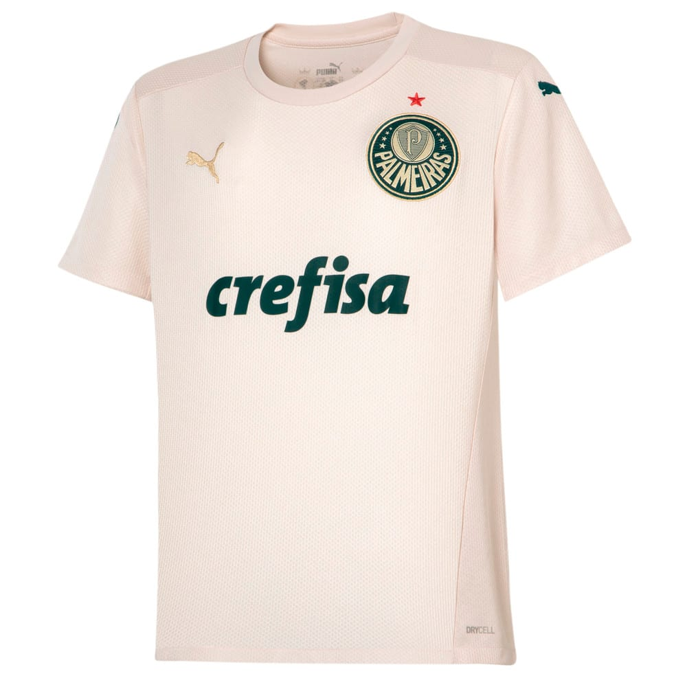 Image PUMA Camisa Palmeiras III 2021 Juvenil #1
