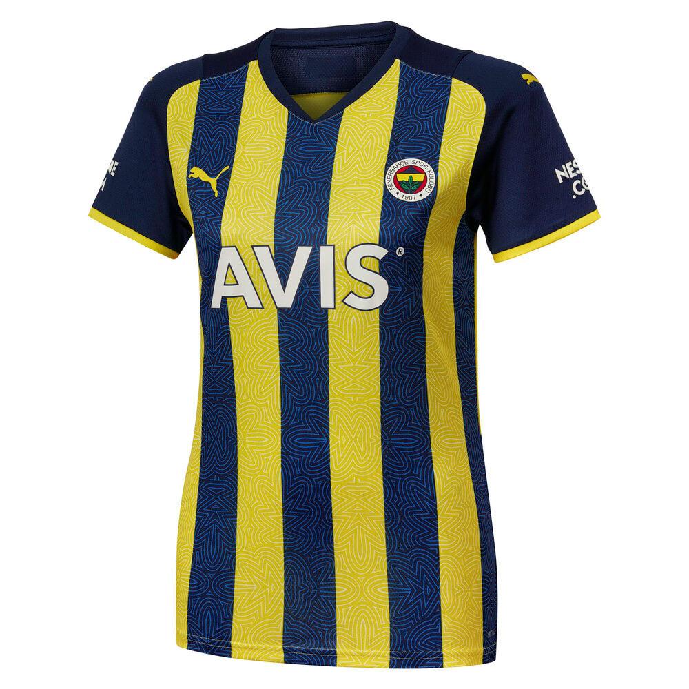 Görüntü Puma Fenerbahçe SK Kadın İç Saha Forması #1