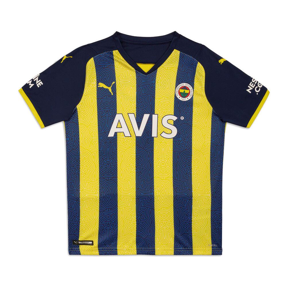 Görüntü Puma Fenerbahçe SK JR İç Saha Forması #1