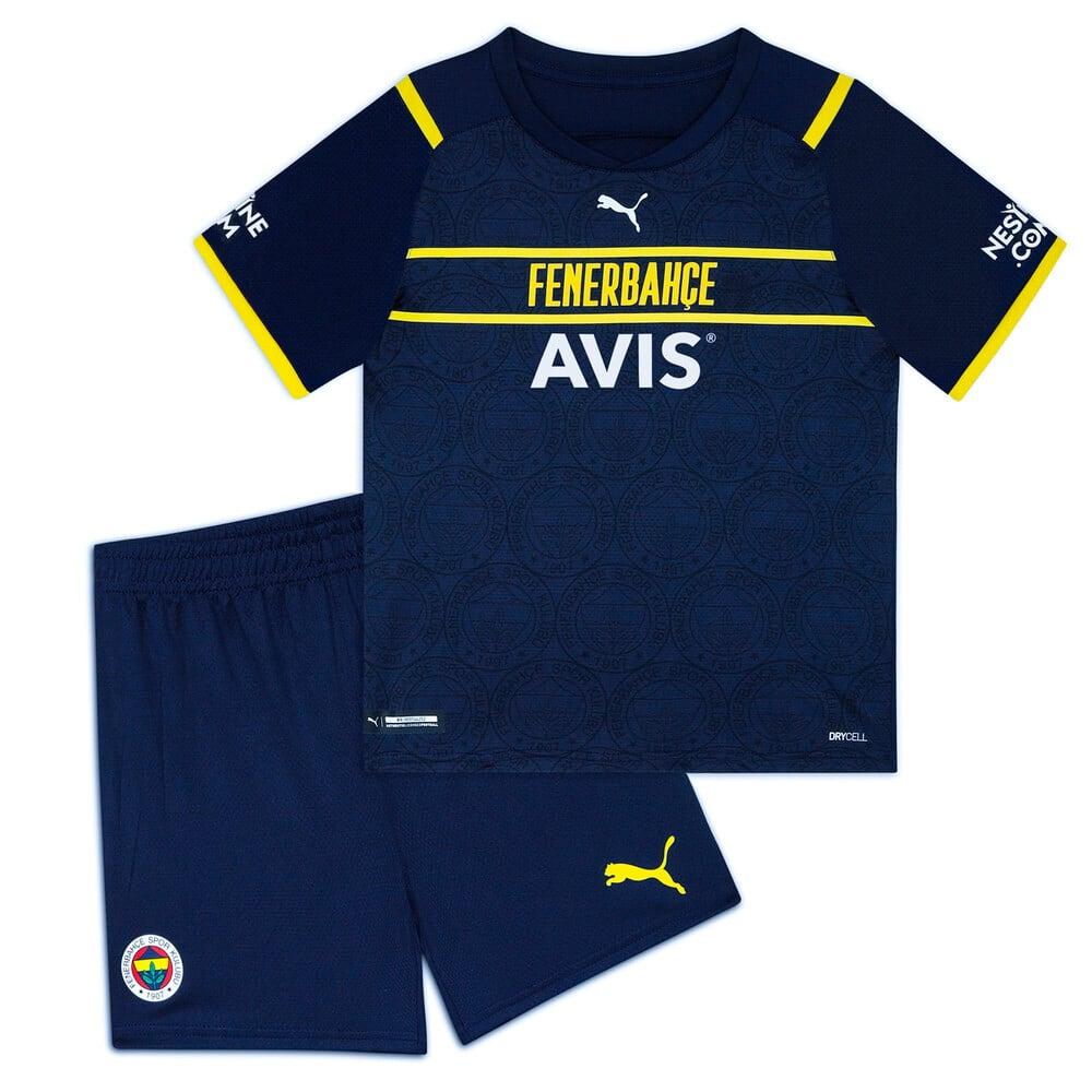 Görüntü Puma Fenerbahçe SK Çocuk Üçüncü Forma #1