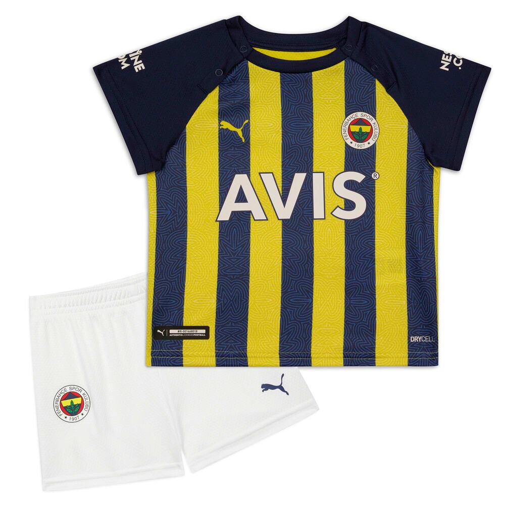 Görüntü Puma Fenerbahçe SK Bebek İç Saha Forması #1
