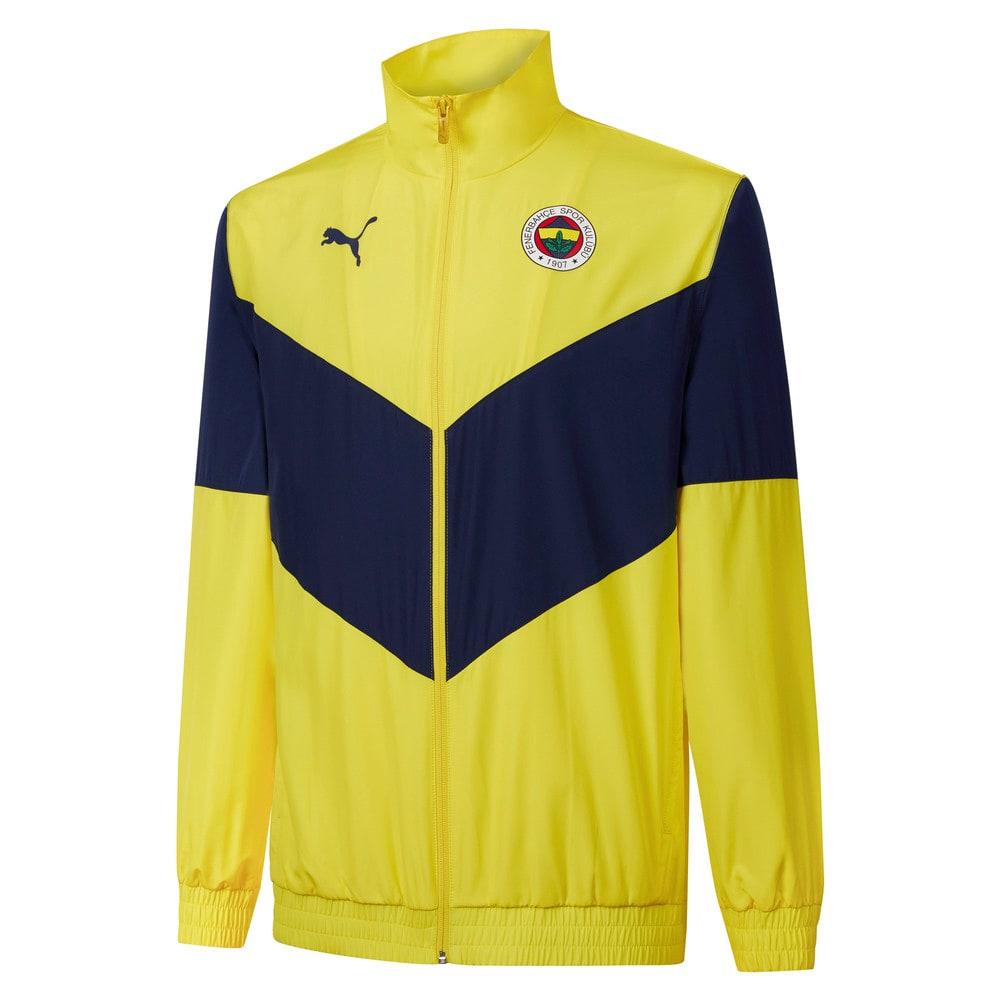 Görüntü Puma Fenerbahçe SK Takım Ceketi #1