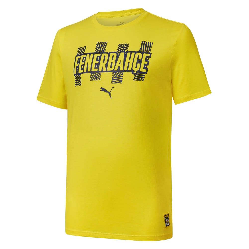 Görüntü Puma Fenerbahçe SK Erkek FtblCore T-shirt #1