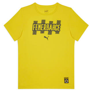 Görüntü Puma Fenerbahçe SK JR FtblCore T-shirt