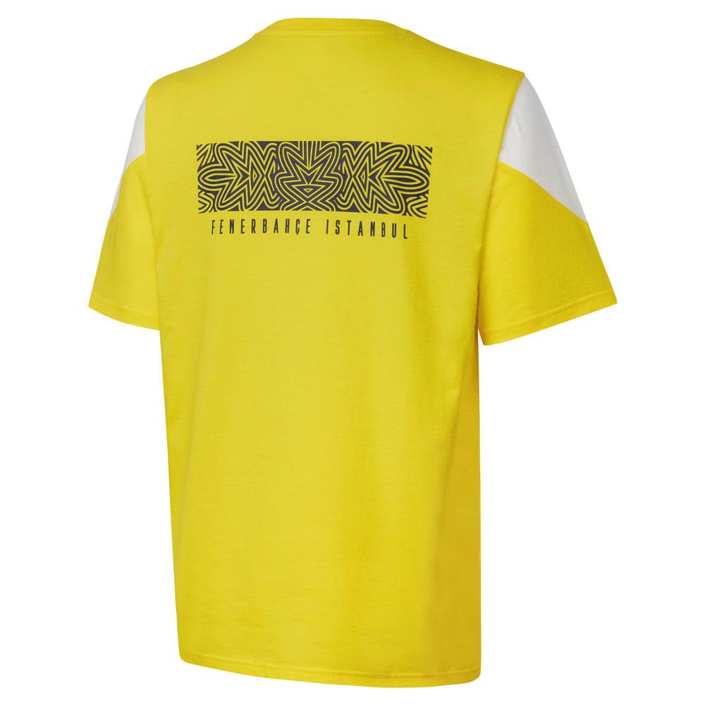 Görüntü Puma Fenerbahçe SK Erkek FtblCulture T-shirt #2