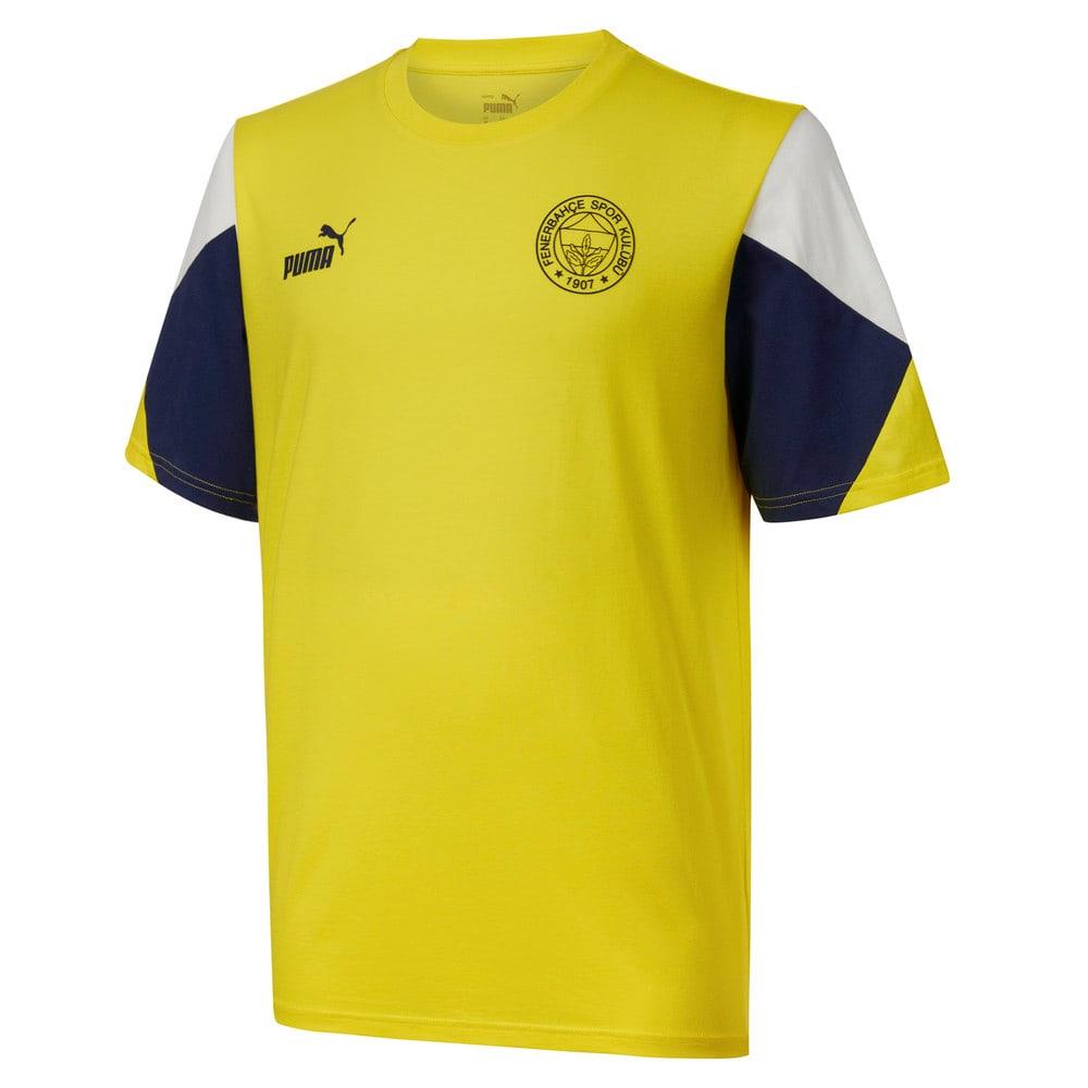 Görüntü Puma Fenerbahçe SK Erkek FtblCulture T-shirt #1