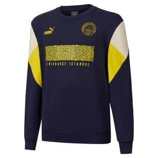 Görüntü Puma Fenerbahçe SK Erkek FtblCulture Sweatshirt