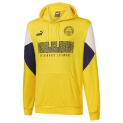 Fenerbahçe SK Erkek FtblCulture Kapüşonlu Sweatshirt