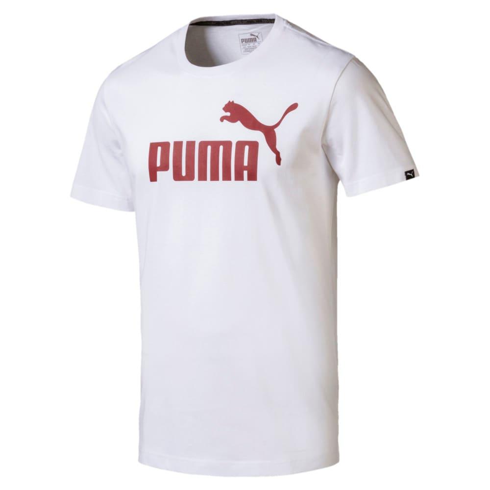 Görüntü Puma Style No. 1 Logo Erkek T-Shirt #1