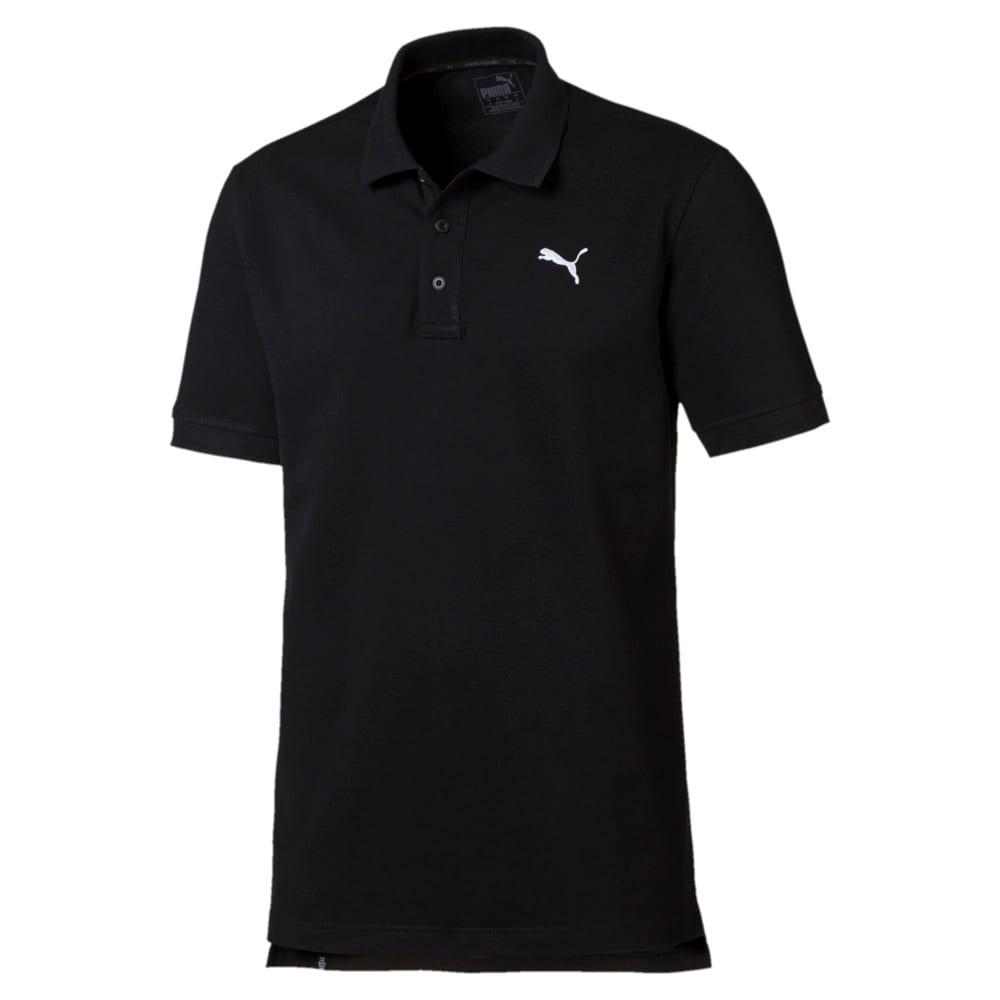 Görüntü Puma PIQUÉ Erkek Polo T-Shirt #1