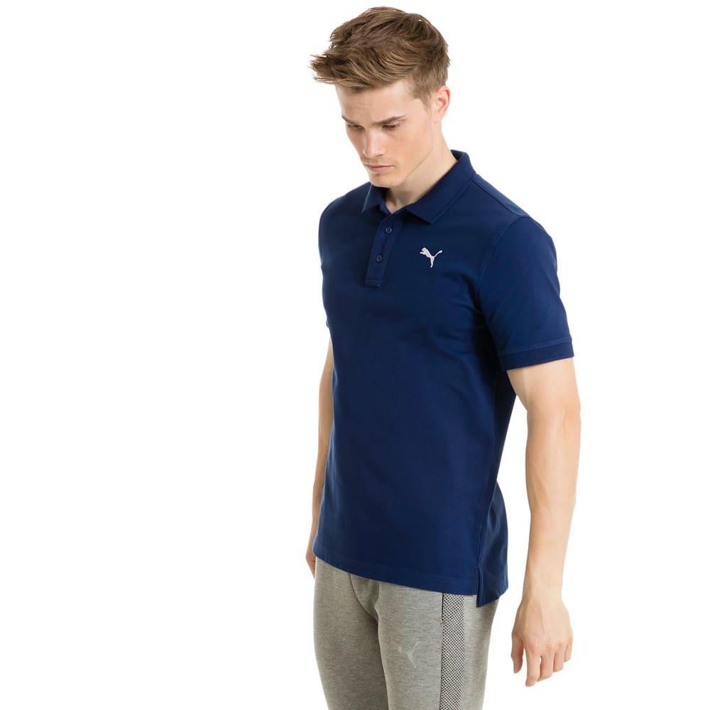 Görüntü Puma PIQUÉ Erkek Polo T-Shirt #2