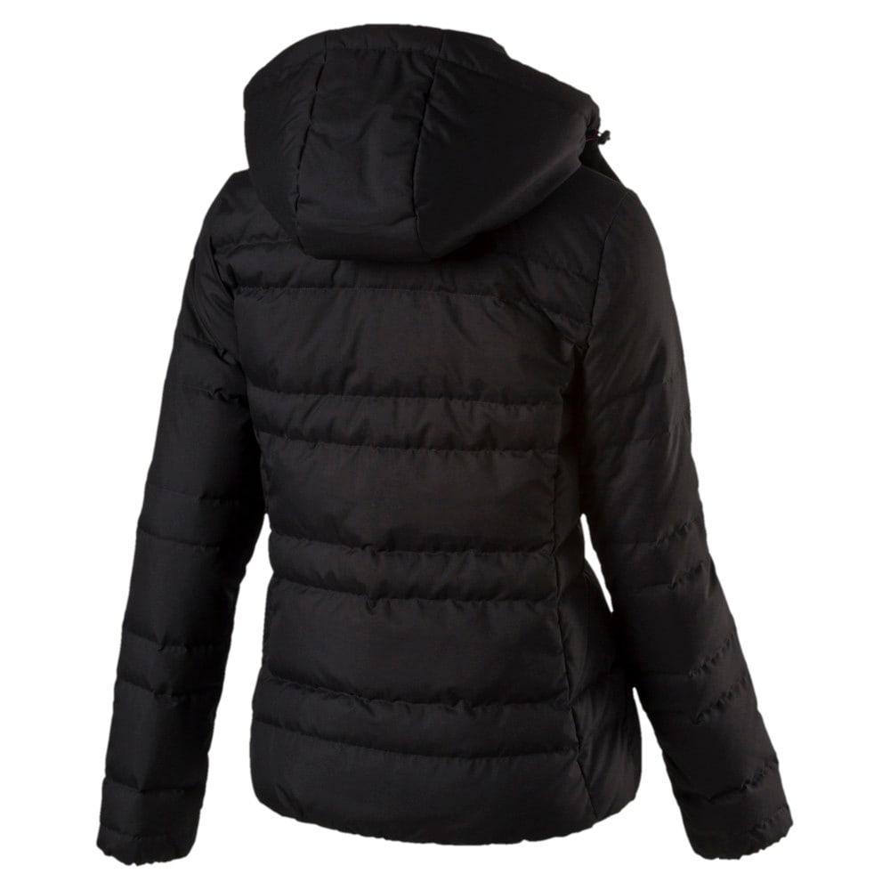 Зображення Puma Куртка Active Hooded Down Jacket_W #2: Puma Black