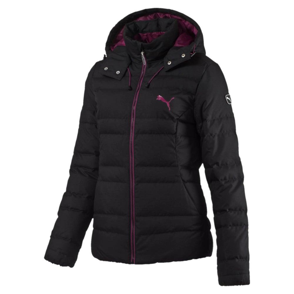 Зображення Puma Куртка Active Hooded Down Jacket_W #1: Puma Black