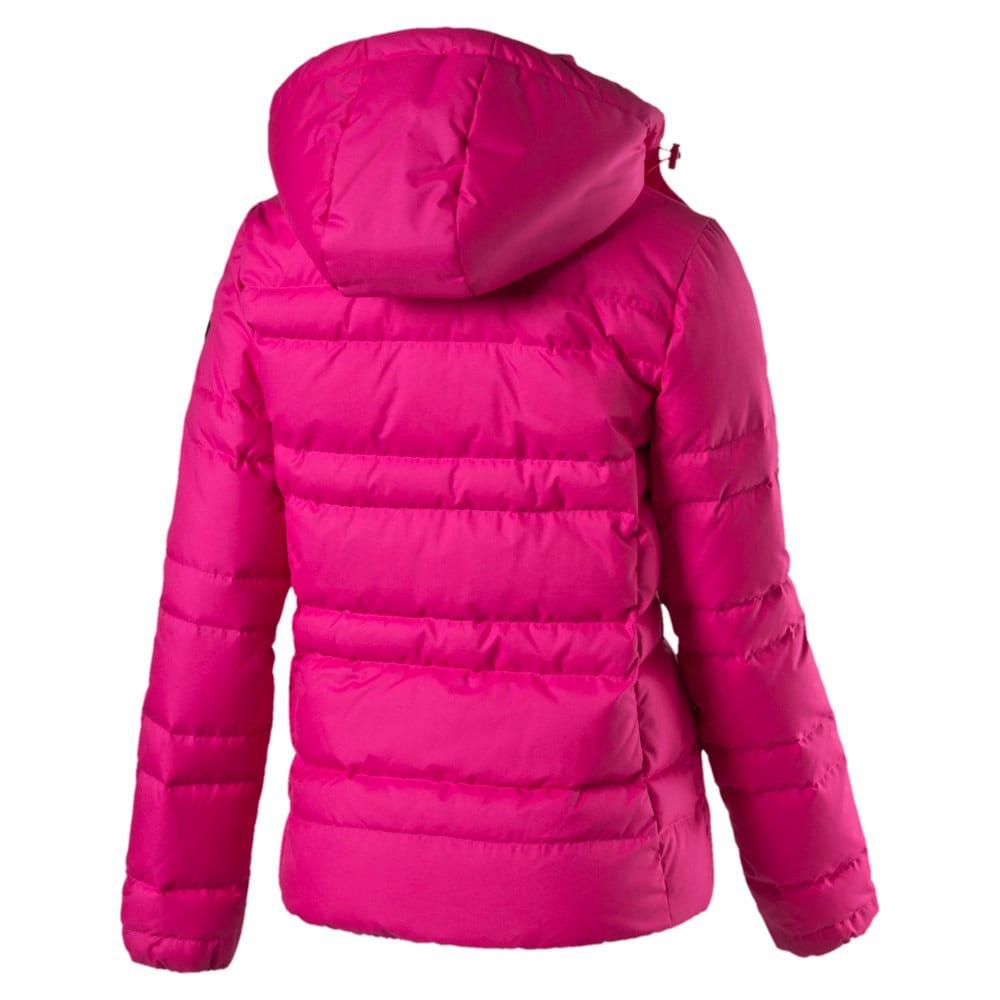 Изображение Puma Куртка Active Hooded Down Jacket_W #2: Fuchsia Purple