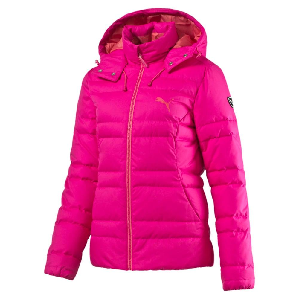 Изображение Puma Куртка Active Hooded Down Jacket_W #1: Fuchsia Purple