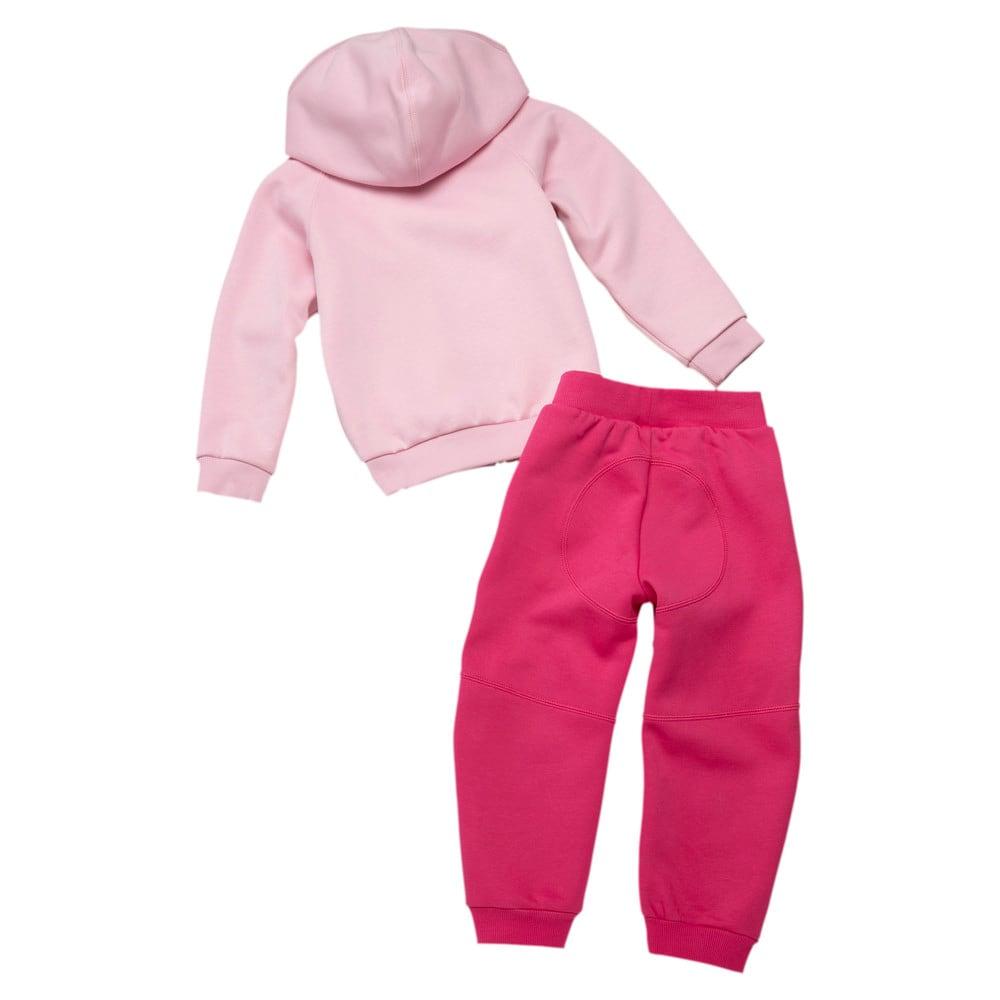 Изображение Puma Комплект Hooded Babies' Jogger Set #2