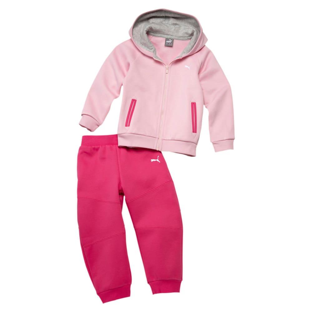 Изображение Puma Комплект Hooded Babies' Jogger Set #1