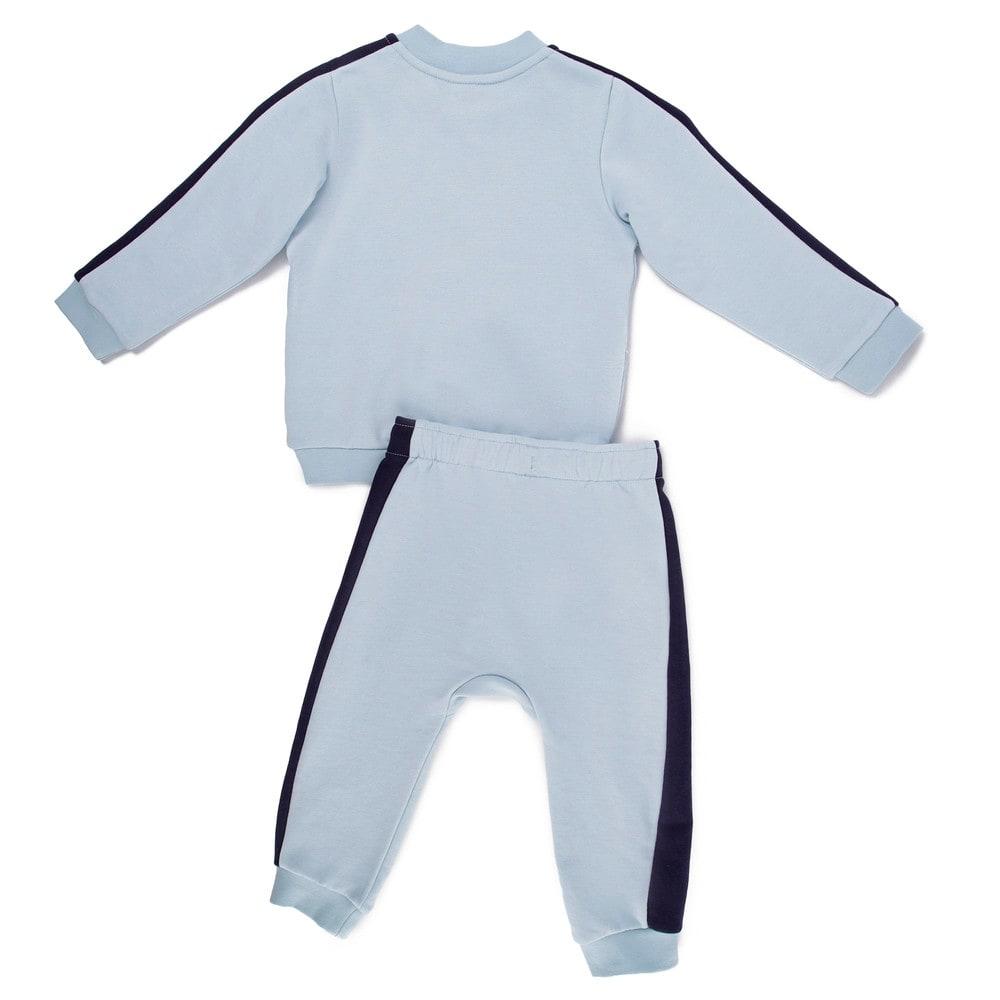 Изображение Puma Детский комплект Contrast Infant Tracksuit #2