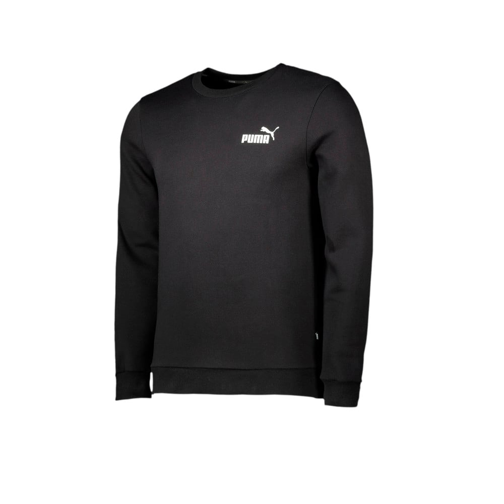 Image Puma Essentials Fleece Crew Neck Men's Sweater #1