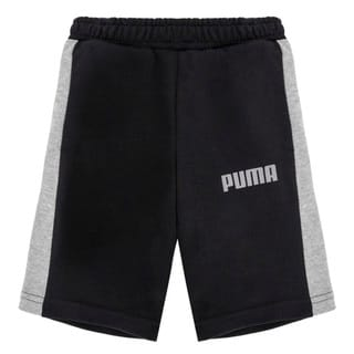 Изображение Puma Детские шорты Contrast Sweat Shorts TR B