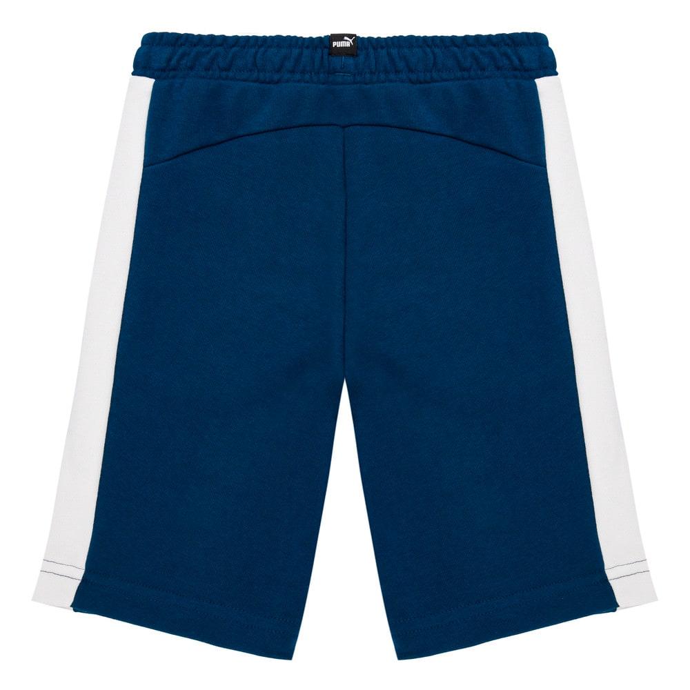 Изображение Puma Детские шорты Contrast Sweat Shorts TR B #2