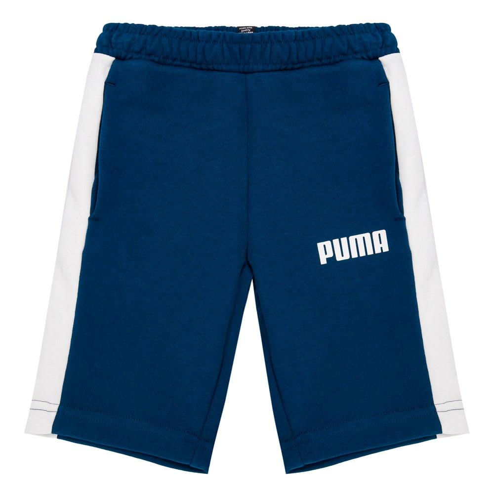 Изображение Puma Детские шорты Contrast Sweat Shorts TR B #1