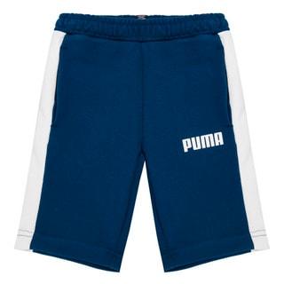 Изображение Puma Детские шорты Contrast Sweat Shorts TR B