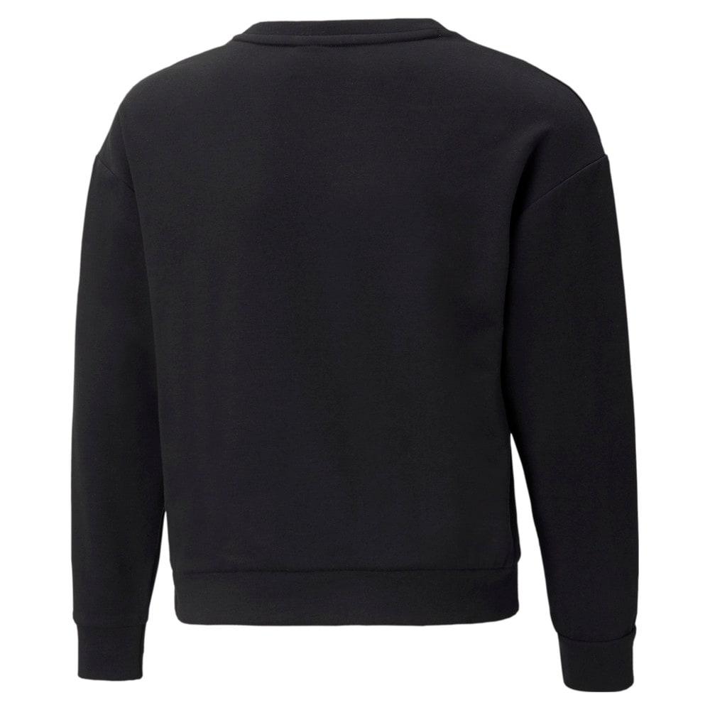 Изображение Puma Детская толстовка Modern Sports Crew Neck Youth Sweatshirt #2