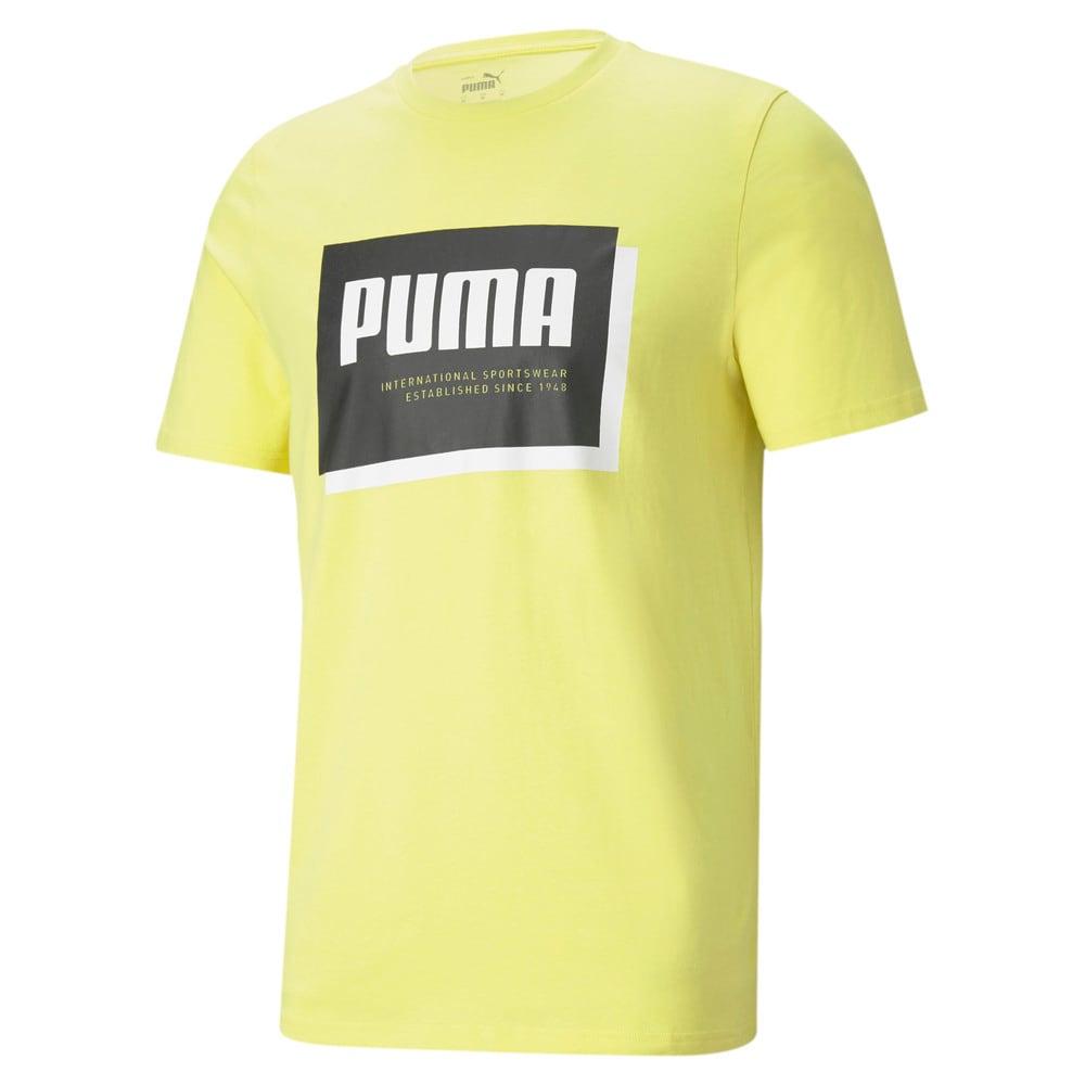Изображение Puma Футболка Summer Court Graphic Men's Tee #1