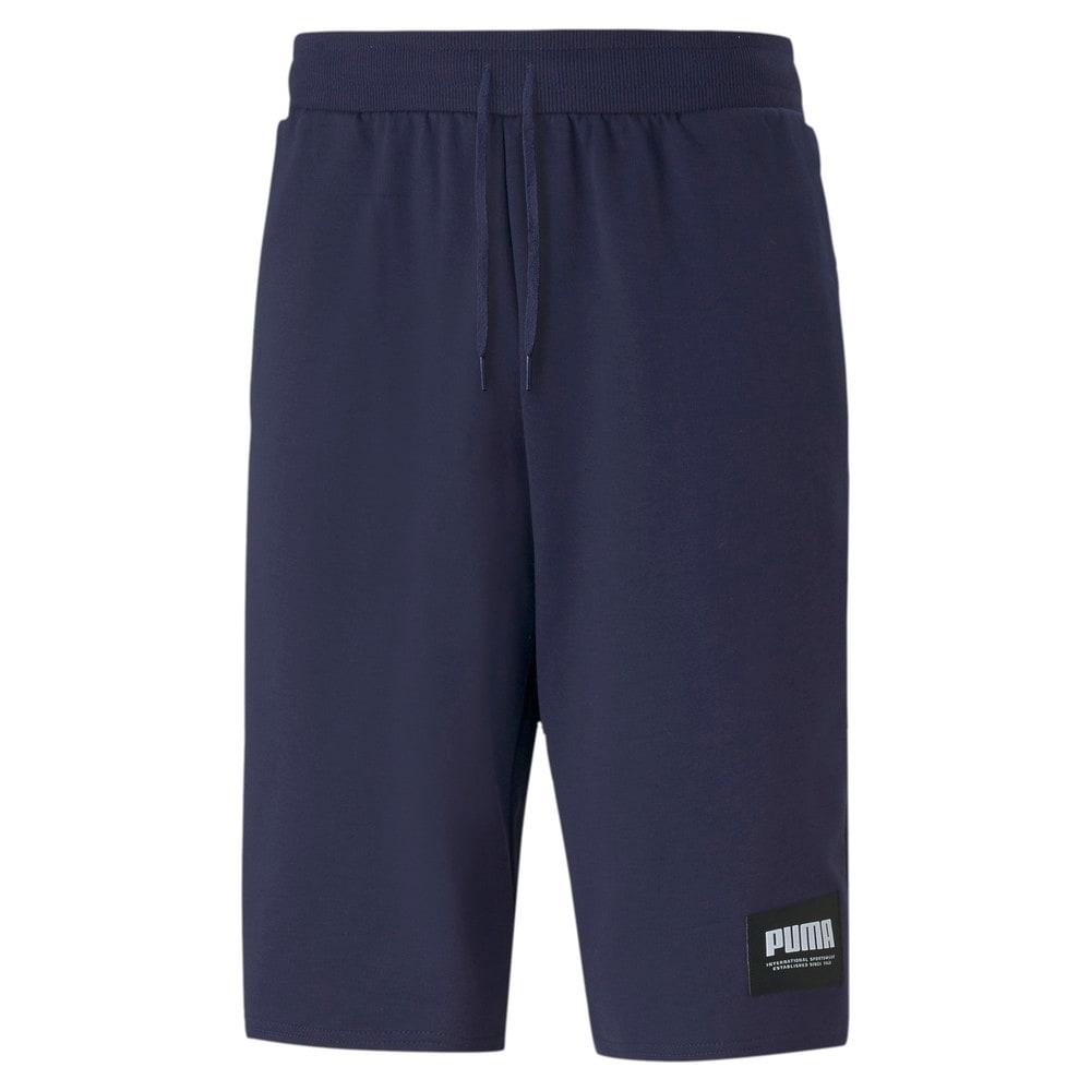 Зображення Puma Шорти SUMMER COURT Sweat Shorts #1: Peacoat