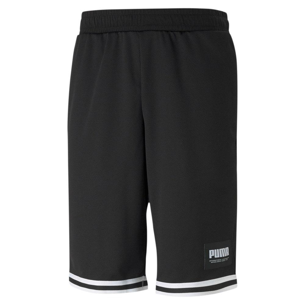 Изображение Puma Шорты SUMMER COURT Mesh Men's Shorts #1