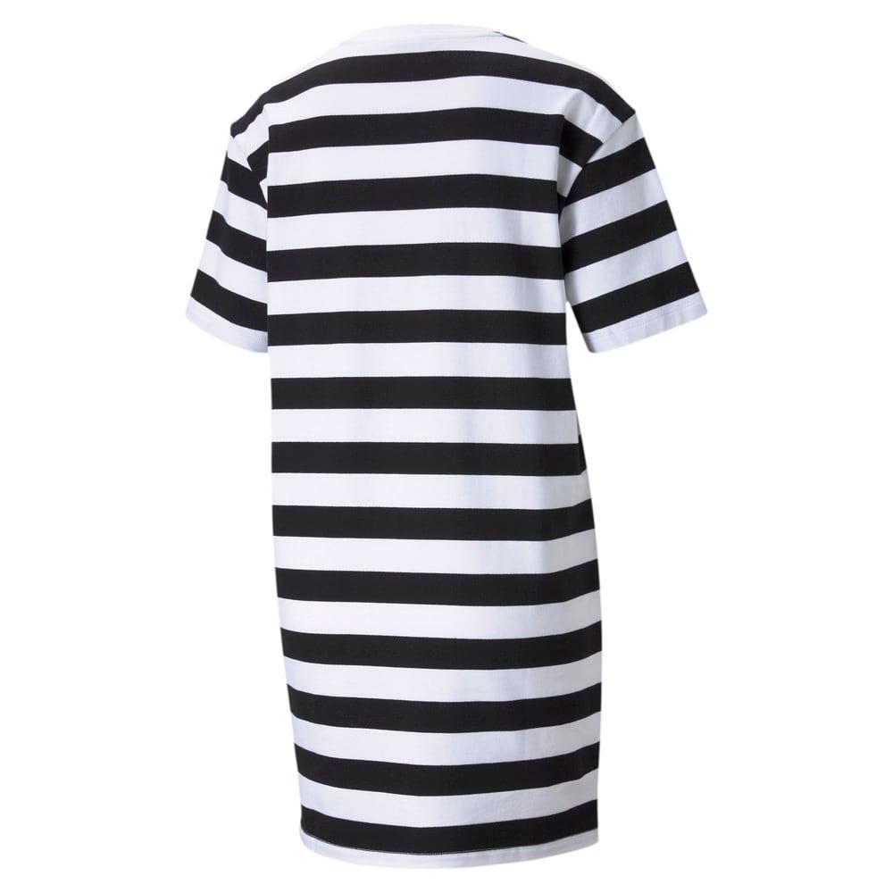 Изображение Puma Платье Summer Stripes Printed Women's Dress #2