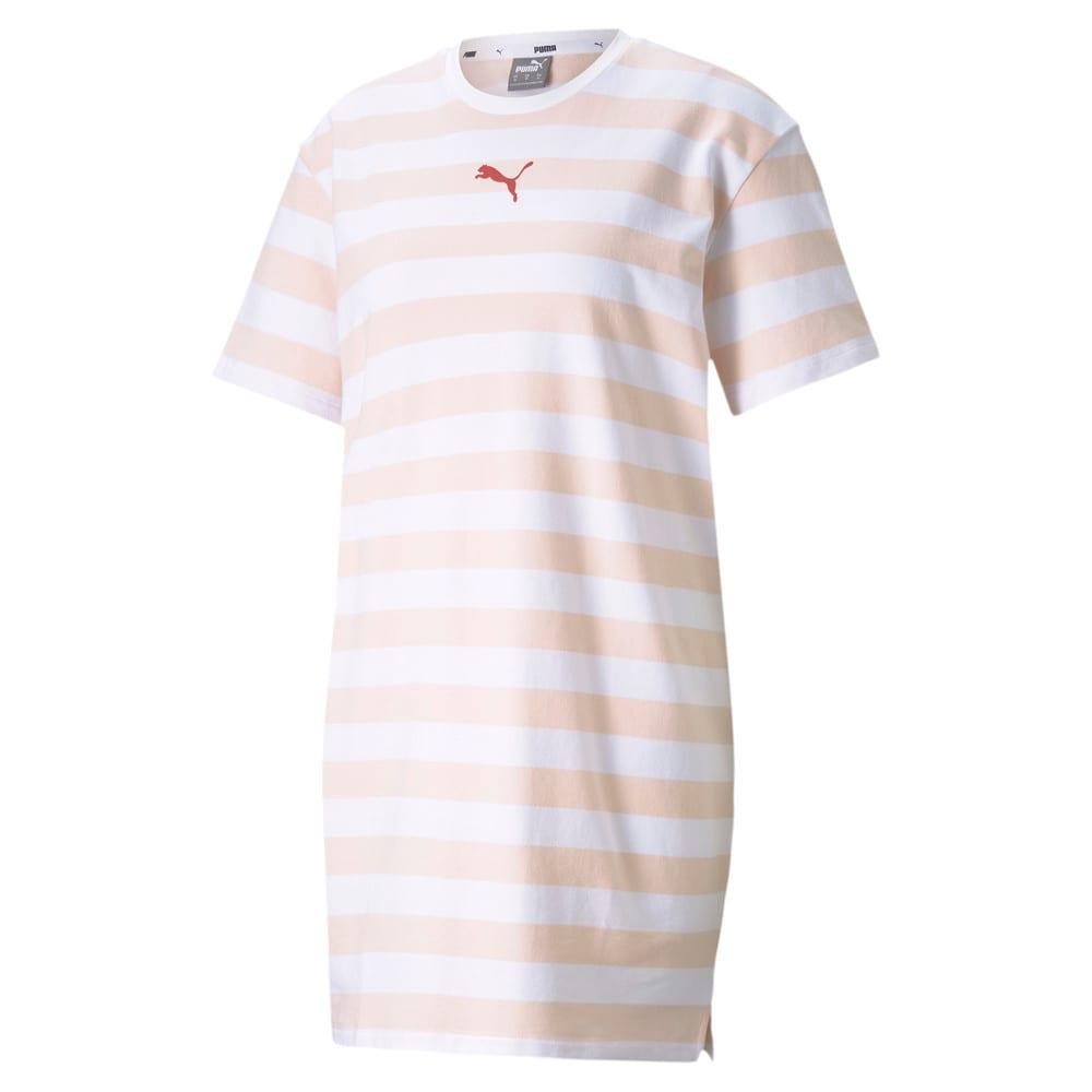 Изображение Puma Платье Summer Stripes Printed Women's Dress #1