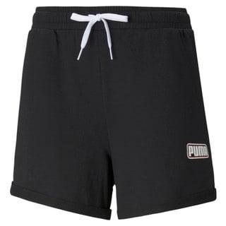 Изображение Puma Шорты SUMMER STRIPES Sweat Shorts