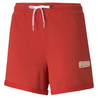 Изображение Puma Шорты SUMMER STRIPES Sweat Shorts