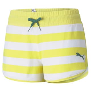 Изображение Puma Шорты Summer Stripes Printed Women's Shorts