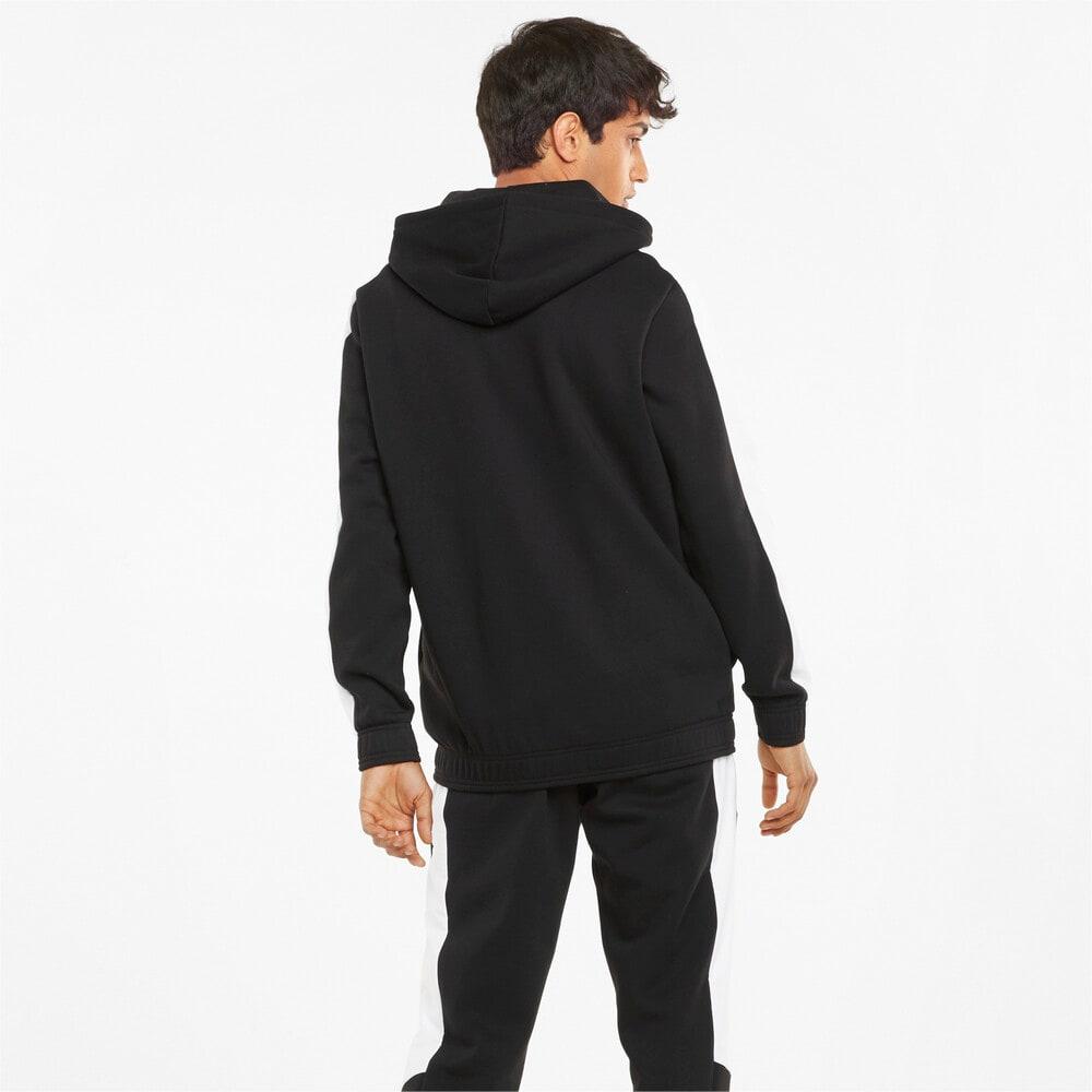 Зображення Puma Спортивний костюм Hooded Men's Sweatsuit #2: Puma Black