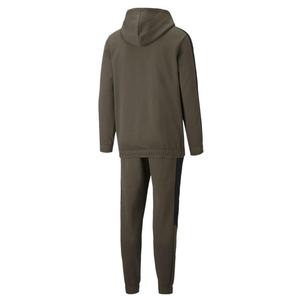 Зображення Puma Спортивний костюм Hooded Men's Sweatsuit #2: Grape Leaf