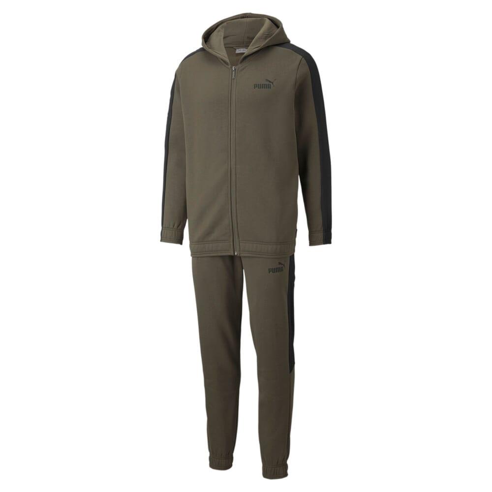 Зображення Puma Спортивний костюм Hooded Men's Sweatsuit #1: Grape Leaf