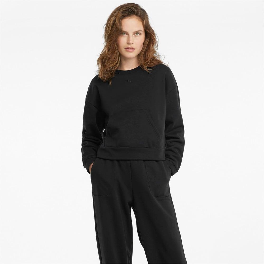 Зображення Puma Спортивний костюм Loungewear Women's Tracksuit #1: Puma Black
