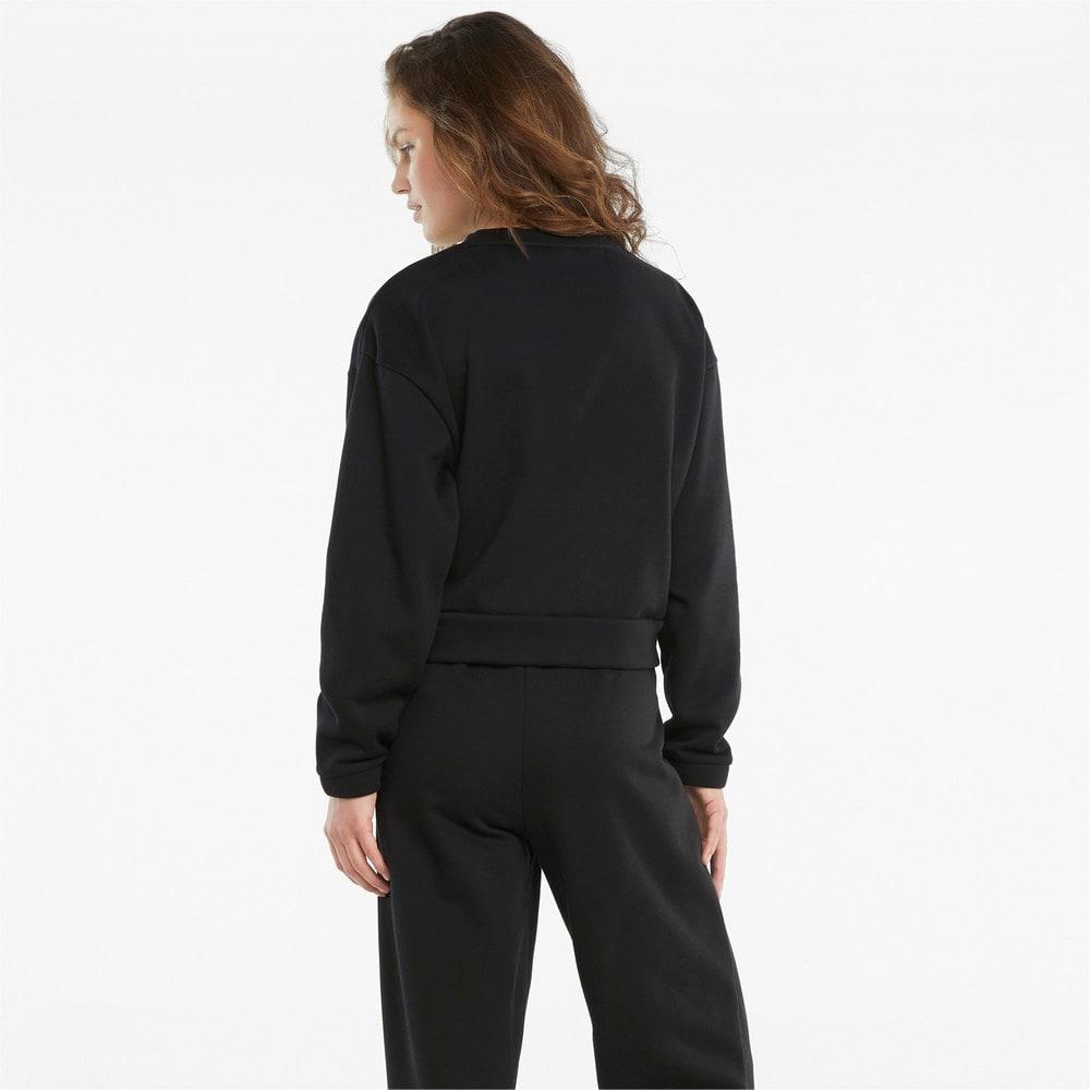 Зображення Puma Спортивний костюм Loungewear Women's Tracksuit #2: Puma Black